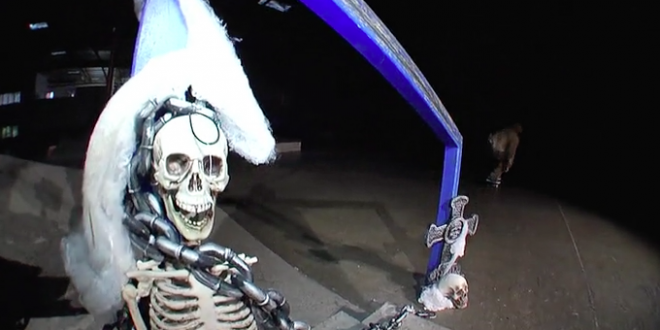 The Berrics – This is Halloween