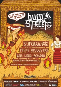 Burn The Streets